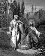 The Bridegroom has come to restore His bride.
