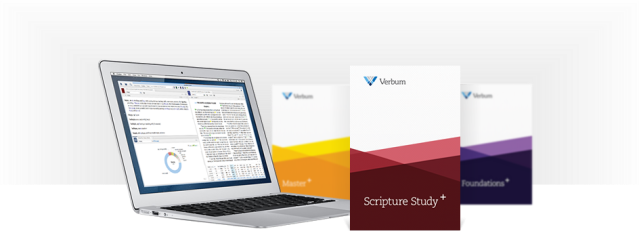Verbum Scripture Study Software and Much More!