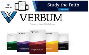 Verbum from Logos