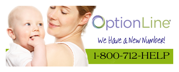 Option Line provides caring, confidential support to anyone affected by an unexpected pregnancy.