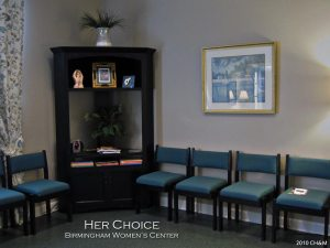 Her Choice, interior view