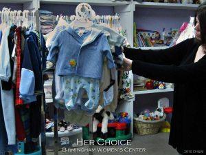 Petals Boutique at Her Choice Birmingham Women's Center