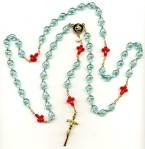An unusual rosary