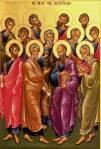 The Twelve Apostles, looks like the 11 plus Paul