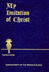 Imitation of Christ cover, Confraternity of the Precious Blood edition