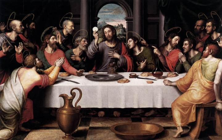 The Christian cannot live without the Eucharist or the Eucharist without the Christian