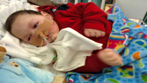 Pray for Baby Joseph and his family!