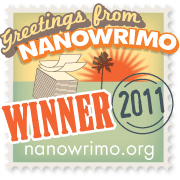 NaNoWriMo November 2011