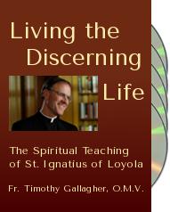 Saint Ignatius of Loyola, Discerning Spirits, Setting Captives Free