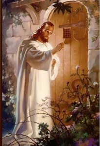 Christ Knocking at the Door of the Heart