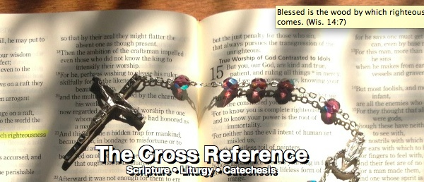 Catholic Cross Reference