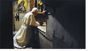 The Holy Father, Pope Benedict XVI, a true gift to the Church from The Father