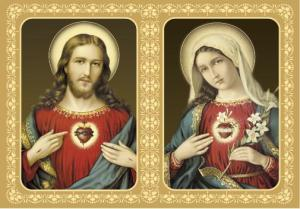 Sacred Heart of Jesus, Immaculate Heart of Mary