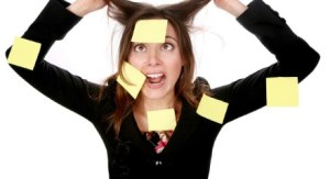 Times like these are why God gave us sticky notes!