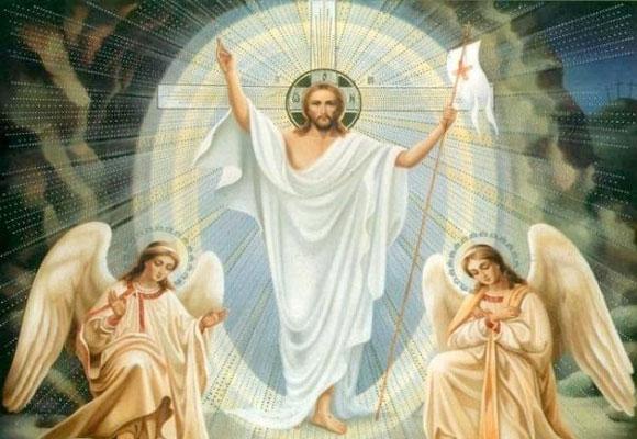 Hallelujah, He is Risen!