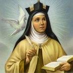 St Teresa de Jesus