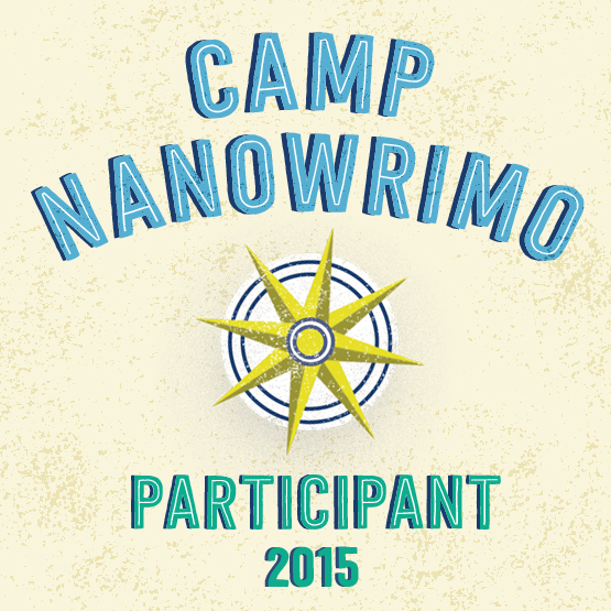 Camp NaNoWriMo April 2015