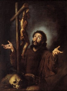 The reason St Francis loved creation was because he loved its Creator