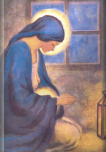 Mother of the Light of the world, pray for us.
