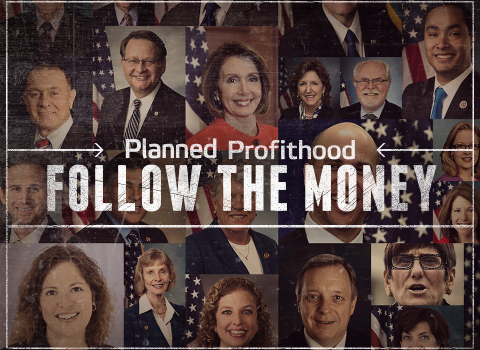 Follow the Money, Expose Politicians Who Profit from the Abortion Trade