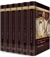 Augustine's Expositions On the Psalms, digital, Logos-Verbum format