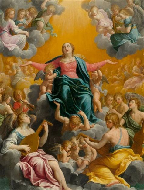 Guido Reni - The Assumption of the Virgin Mary