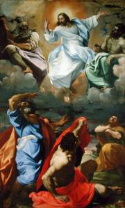 The Transfiguration - by Ludovico Carracci