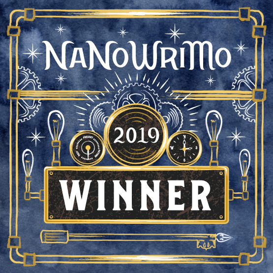 NaNoWriMo Winner 2019