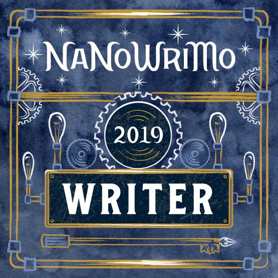 NaNoWriMo Participant 2019