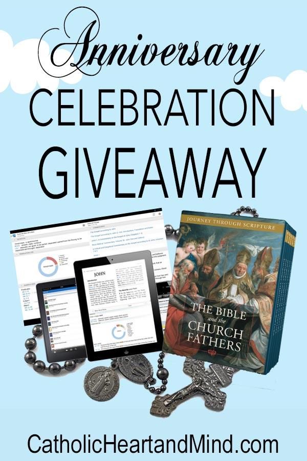 Anniversary Celebration Giveaway 2020