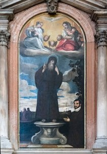 St Francis de Paola - San Trovaso - Venice