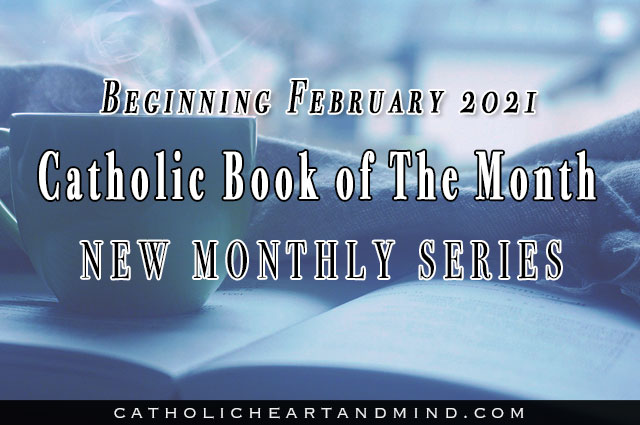 Catholic Book of the Month series banner
